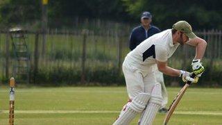 1st vs St Boswells