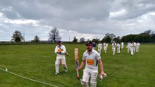 Sneddon's Ton leads Largo to 1st win of the season