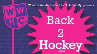 Back to Hockey 2017