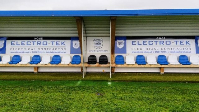 "We have a new ""Dugout Sponsor"""