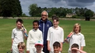 FINAL JUNIOR CRICKET and PIZZA (25/07/2018)