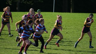 U15 Girls taught tough lesson by Worthing