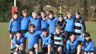 U10 2011 Rugby Shots