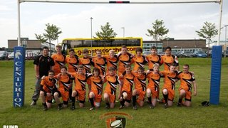 Under 15's Vs Durham Tigers Home 04.07.12