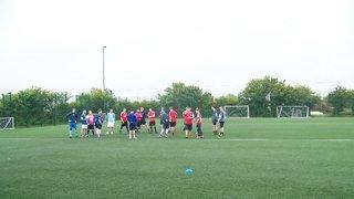 Reds v Blues 7th June 2014.
