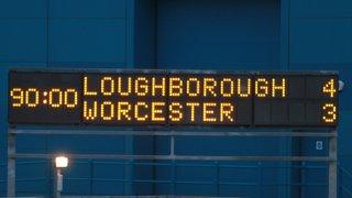 Loughborough University v Worcester City 9/2/19