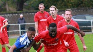 Pinchbeck United v Worcester City 12/10/19 FA Vase