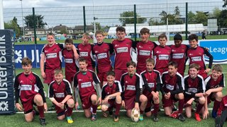 Amersham & Chiltern RFC U14s 24 v 22 Buckingham RFC U14s