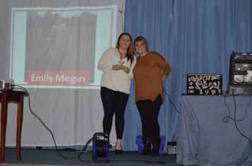 Women's Most Improved - Emily Megan