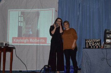 Women's Coaches Player - Kayleigh Roberts