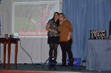 Women's Players' Player - Charlotte Berry