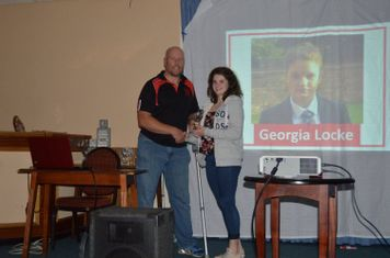 Wheelchair Players' Player - Georgia Locke