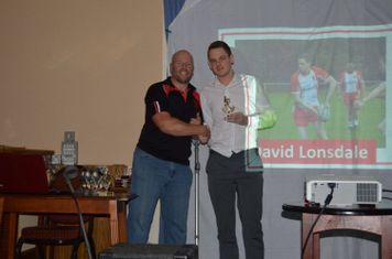 Men's Clubman - David Lonsdale