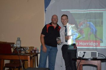 Men's Coaches Player - Dan Horridge