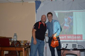 Men's Players' Player - Stewart McLean