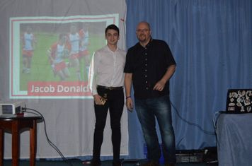 U18's Most Improved - Jacob Donald