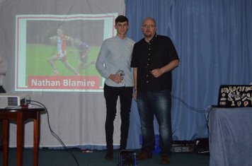 U18's Coaches Player - Nathan Blamire