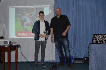 U18's Players' Player - Bailey Locke