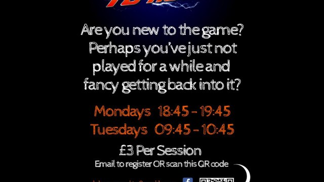 New Back to Hockey session launched!