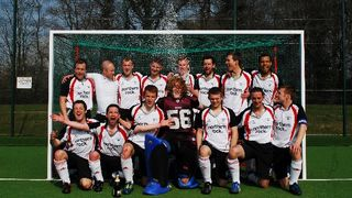 North Div 1 Winners 2011/2012