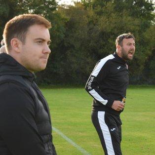 Sleaford Town Rangers 2 v 1 Immingham Town