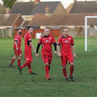 Immingham Town 8 v 0 Lincoln Utd Development