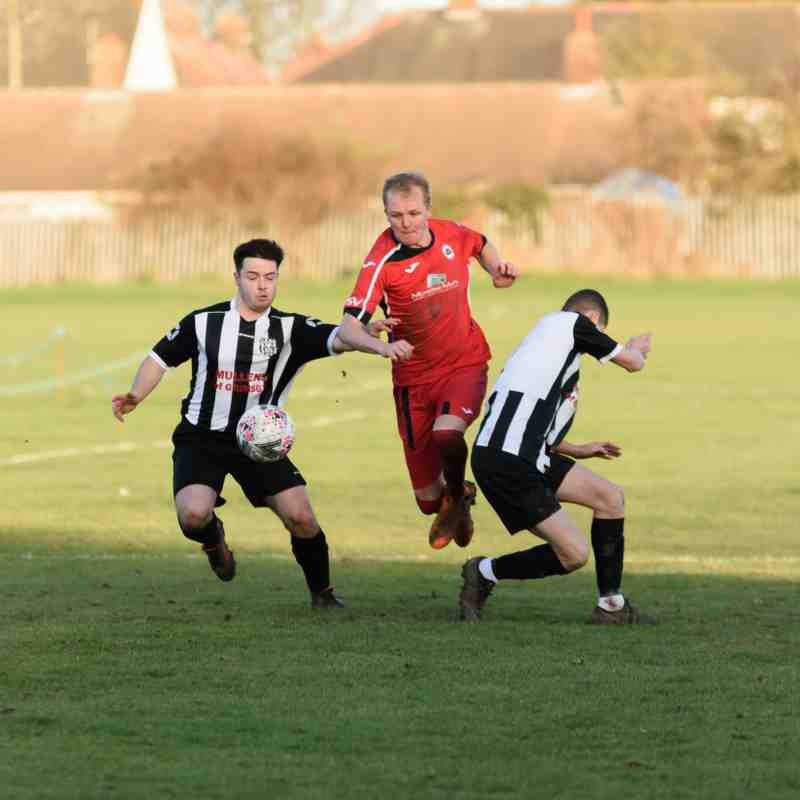 Immingham Town v Brigg Town CIC Reserves (by Emily Clark)