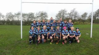 Ripon Girls RUFC v Castleford Girls by Simon Lovel