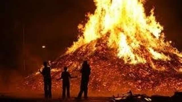 Another brilliant community Bonfire & Firework night...