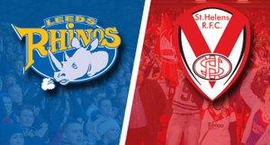 Leeds Rhinos vs St Helens - 15/08/19