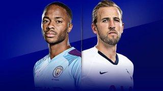 Manchester City vs Tottenham Hotspur - 17/08/19