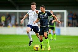 REPORT: Yate Town 1-10 Bristol Rovers