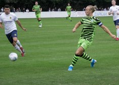 REPORT: Yate Town 1-6 Forest Green Rovers