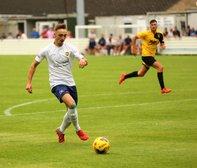 James Ollis joins on loan