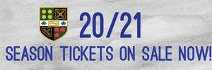 Season Tickets 20/21