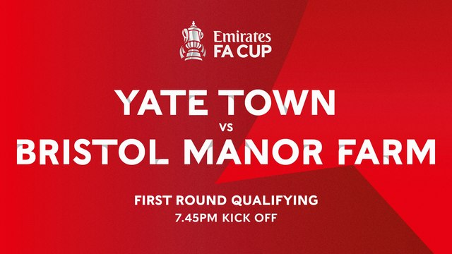 Match Day Information - Yate Town v Bristol Manor Farm