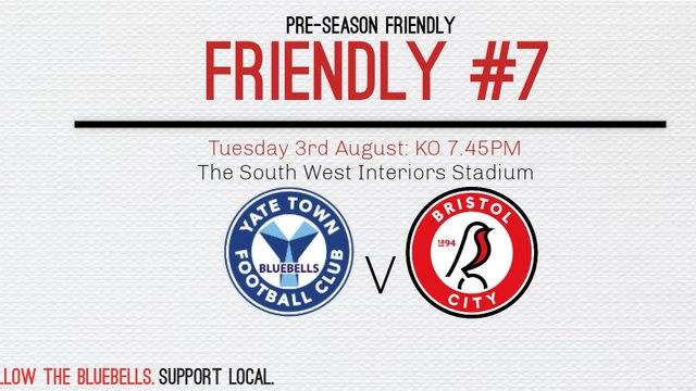 Look ahead to Bristol City tonight