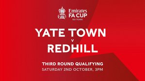 HOME IN THE FA CUP