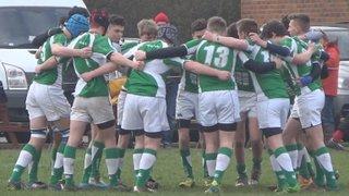 U16 v Cranleigh 25/01/15 Away