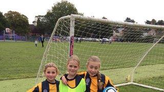 October U8 Girls Football Festival
