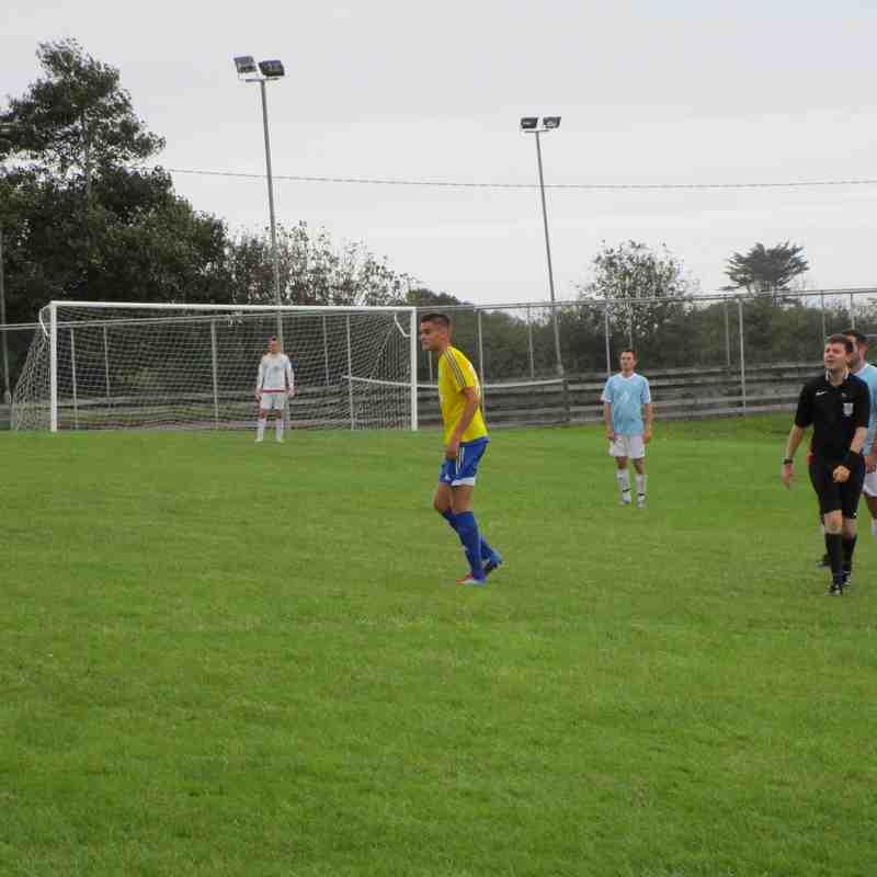 St Minver 2nds v Gorran - Sat 24 Sep 2016