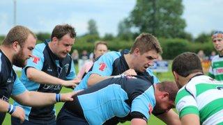 Town 1st XV  Friendly v Omagh Sat 22 Aug 15