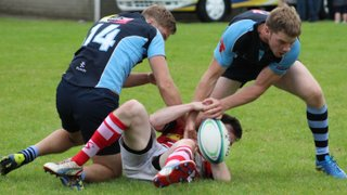 Disappointing Result for 1st XV v Randalstown