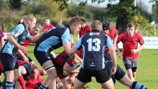 Ballymoney 2s Defeat Cavan 1sts. Sat 24 Oct 15.