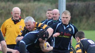 Fourths Convincing Win Over Armoy 1sts