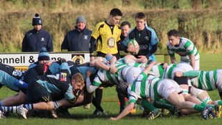 Ballymoney 1sts Pipped at Post in Extra Time