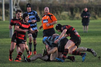 Armagh block another Ballymoney attack.