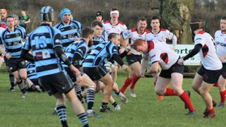 Ballymoney RFC 1st XV v Malone 2nd XV, Conference League, Sat 30 Dec 2017