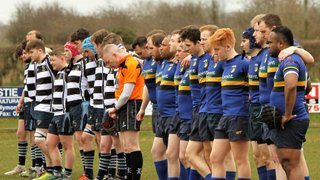 Ballymoney RFC 1st XV v Lisburn 1st XV ,KQ2 League, Sat 7 April 2018