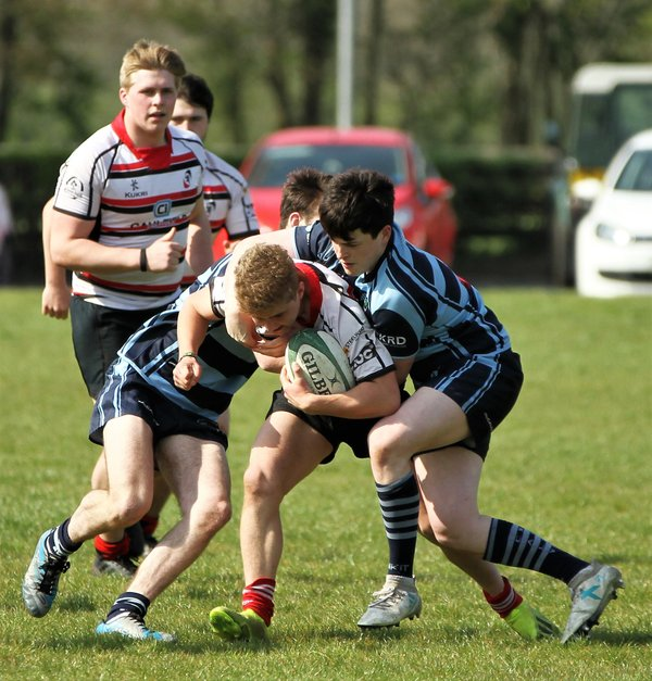 Ballymoney v Rainey